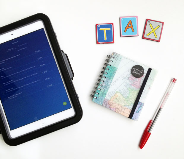 Trying Go SimpleTax - A New & Easy Way to Do Your Self-Assessment A Mum Reviews