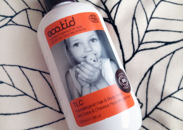 eco.kid Organic TLC Hair & Body Wash Review A Mum Reviews