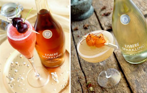Eisberg Sparkling Rosé & Sparkling Blanc Review A Mum Reviews