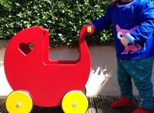 Moover Dolls Pram Review - A Push Along Kids' Toy From Hippychick A Mum Reviews