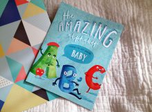 The Amazing Alphabet Personalised Children's Book by Tinyme A Mum Reviews