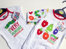The Very Hungry Caterpillar Sainsbury's Babywear Range A Mum Reviews