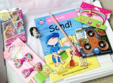Fred's Box Review - Fun Monthly Subscription Box for Kids A Mum Reviews