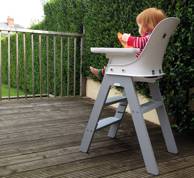 OXO Tot Sprout High Chair Review + Video Demonstration & OXO Tot Sprout High Chair Review + Video Demonstration - A Mum Reviews