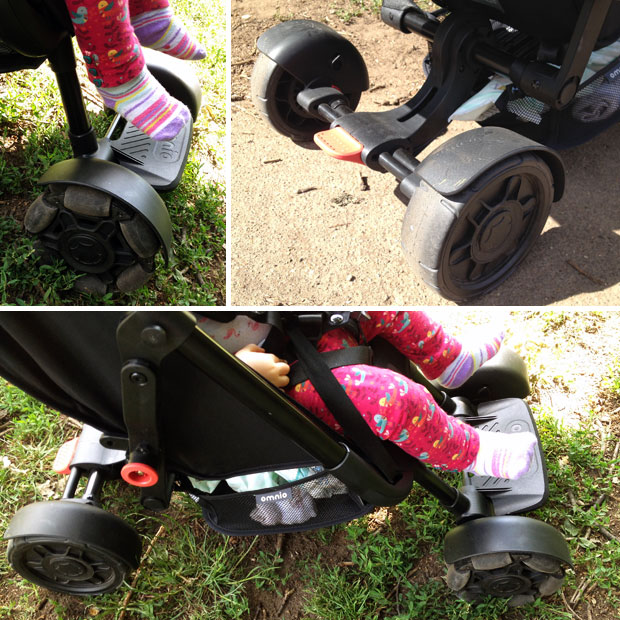 Omnio – The New Innovative Stroller | Full Review A Mum Reviews