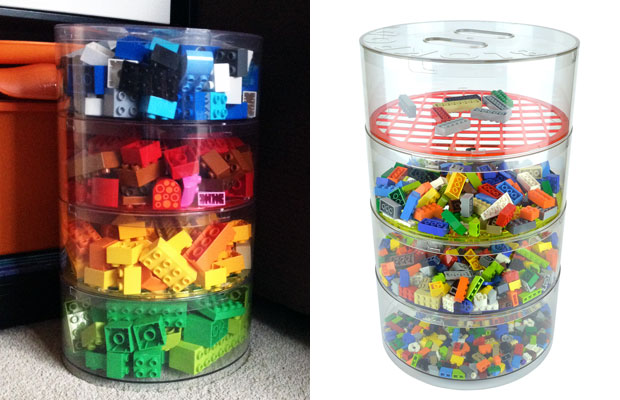 Our Favourite Toy Storage Solutions - Lego, Duplo, Puzzles... A Mum Reviews