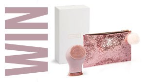 Win a SENSSE Face Cleansing Brush!
