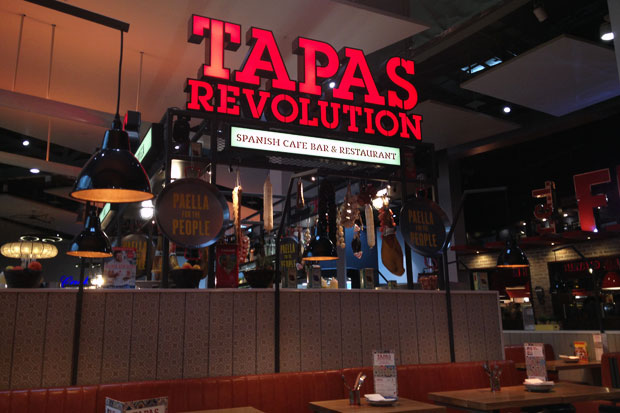 Tapas Revolution Review - the New Evening Tours of Spain Menu A Mum Reviews