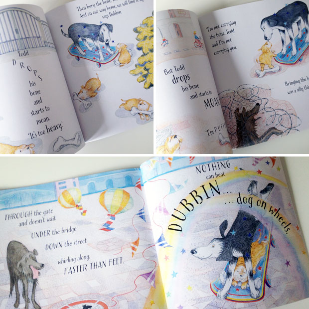 Two New Lovely Dog Themed Children's Books | Troika Books A Mum Reviews