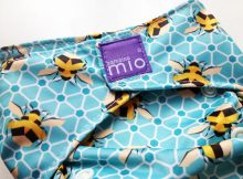 Bambino Mio Miosolo Review | AIO Cloth Nappy | #ClothNappyMonday A Mum Reviews