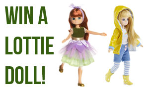 Win a Lottie Doll!