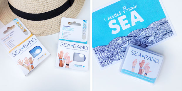 Sea-Band Nausea Relief Review + Win Holiday Activity Packs! A Mum Reviews