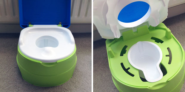 Summer Infant My Fun Potty Review / Potty Training A Mum Reviews
