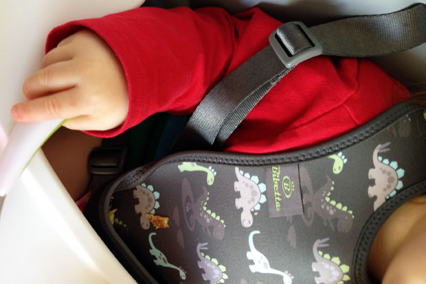 Bibetta Ultrabib Review - Feeding and Weaning Bibs for Babies A Mum Reviews