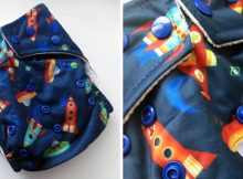 #ClothNappyMonday - Favourite Cloth Nappy | Baba+Boo One Size A Mum Reviews