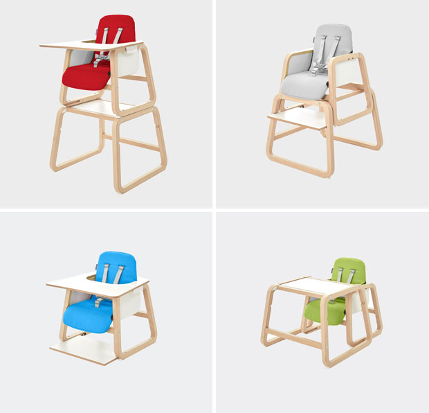 I'm really interested in product design and especially furniture and baby items. The Knuma Connect 4-in-1 High Chair A Mum Reviews