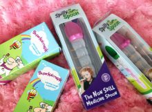 Spilly Spoon Review - The Award-Winning Non-Spill Medicine Spoon A Mum Reviews