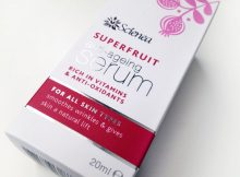Amphora Aromatics Anti-Ageing Scienea Superfruit Serum Review A Mum Reviews
