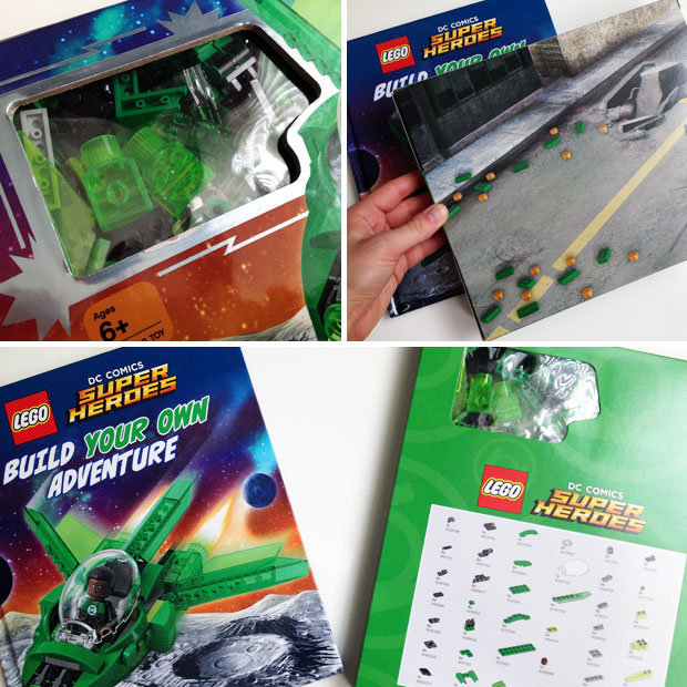 DK Books LEGO Build Your Own Adventure Sets Review A Mum Reviews