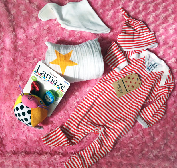 Review & Giveaway: The Baby Box Company New Baby Hampers A Mum Reviews