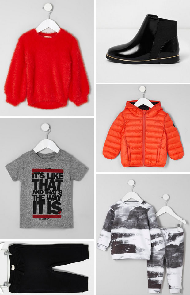 Autumn Winter Toddler Fashion Wish List / Colourful & Tough A Mum Reviews