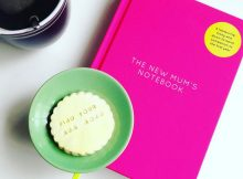 Book Review: The New Mum's Notebook by Amy Ransom A Mum Reviews