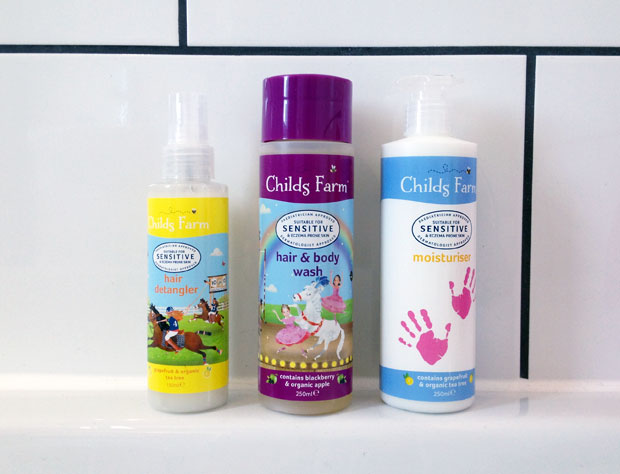 Childs Farm Review | Bath, Hair & Body Care Products for Children A Mum Reviews