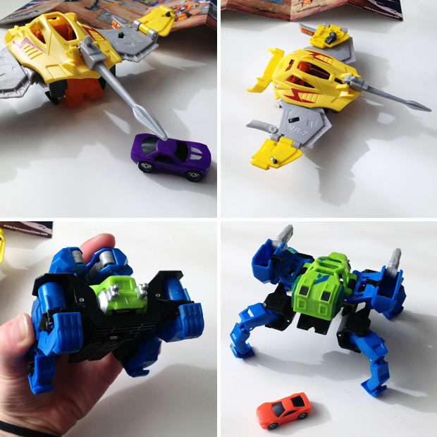 Havex Machines Transforming Toy Vehicles Review A Mum Reviews