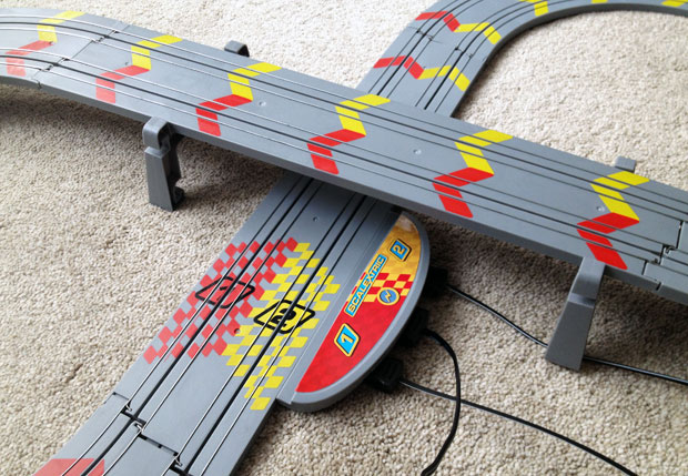 My First Scalextric Review A Mum Reviews