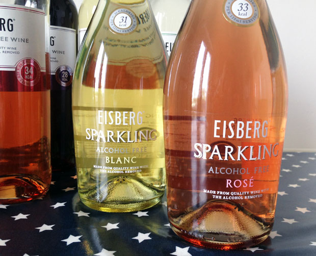 Sober October Tips with Eisberg Alcohol-free Wines A Mum Reviews