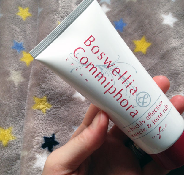Boswellia & Commiphora Christmas Spice Rub for Stiff Joints A Mum Reviews