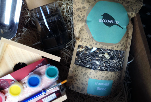 Boxwild Children's Big Bird Gift Box Review A Mum Reviews