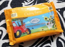 Childs Farm Biodegradable Wipes Review | Grapefruit & Tea Tree A Mum Reviews