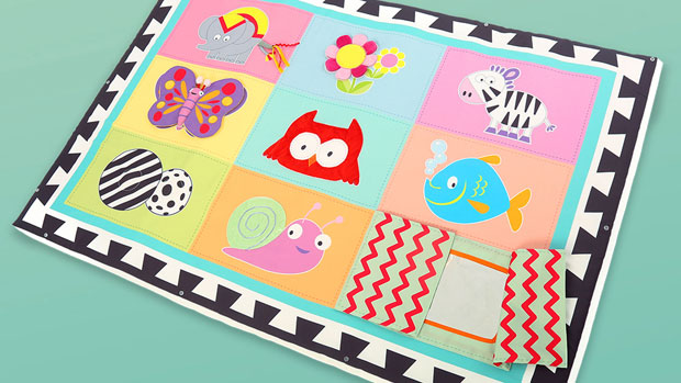 JayceeBaby Perfectly Padded Playmat Review + Video Demonstration A Mum Reviews