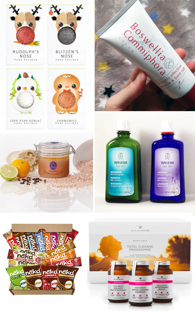 Natural Health & Beauty Gift Ideas | A Christmas Gift Guide 2017 A Mum Reviews