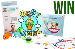 Win a Cosy Angel Toddler Essentials Bundle!