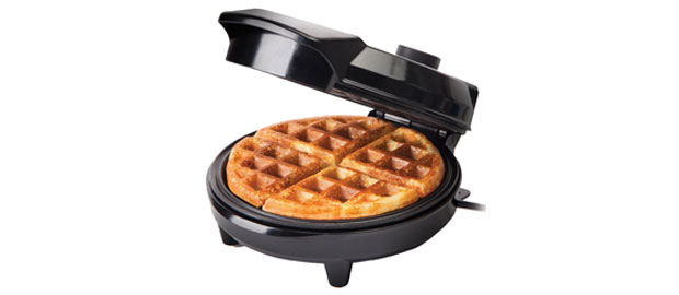 global gourmet american waffle maker review a mum reviews. Black Bedroom Furniture Sets. Home Design Ideas