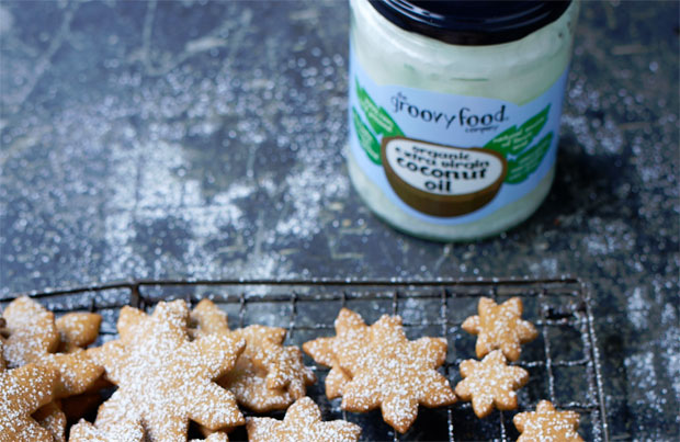 The Groovy Food Company Gingerbread Snowflake Biscuits A Mum Reviews
