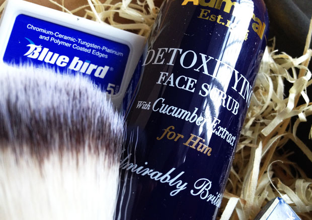 The Personal Barber | A Male Grooming Subscription Service A Mum Reviews