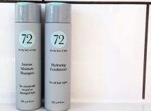 72 Hair Shampoo & Conditioner Review | For The Love of Hair A Mum Reviews