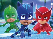 Brand New Let's Go PJ Masks DVD Launching this February A Mum Reviews