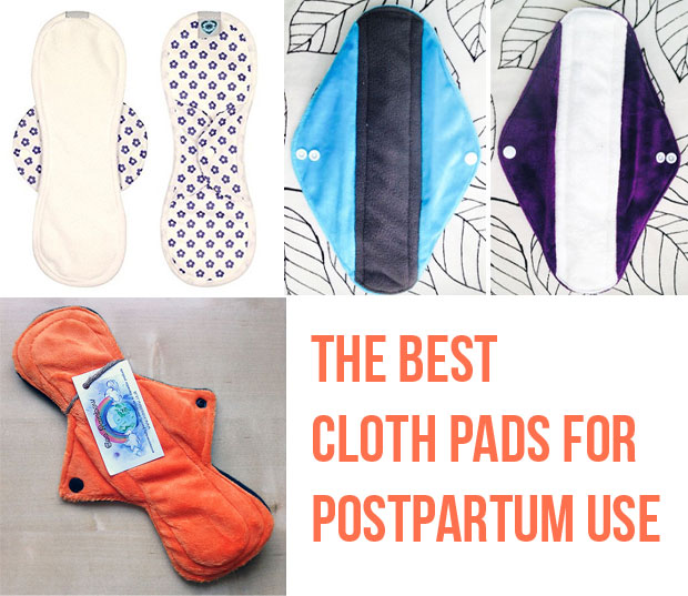 The Best Cloth Pads for Postpartum Use - My Personal Favourites A Mum Reviews