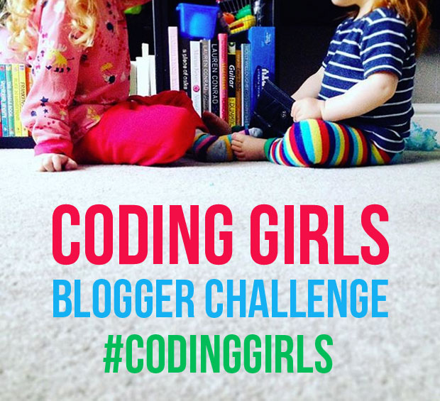 Coding Girls Blogger Challenge With Primo Toys #CodingGirls A Mum Reviews