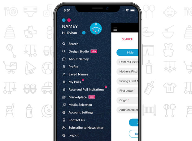 Namey Baby Naming App Review A Mum Reviews