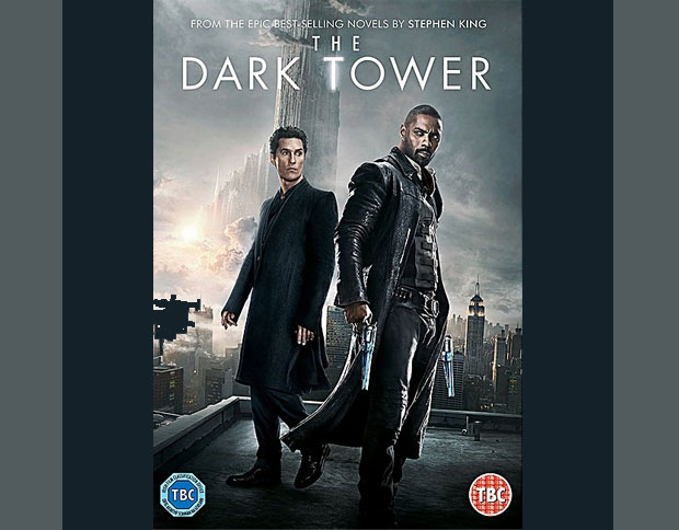 Win A Copy of The New Stephen King Movie The Dark Tower On DVD A Mum Reviews
