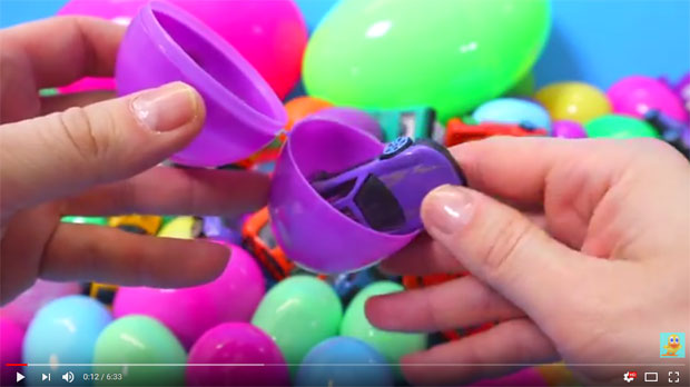 Is Your Child Obsessed with Surprise Eggs YouTube Videos? A Mum Reviews