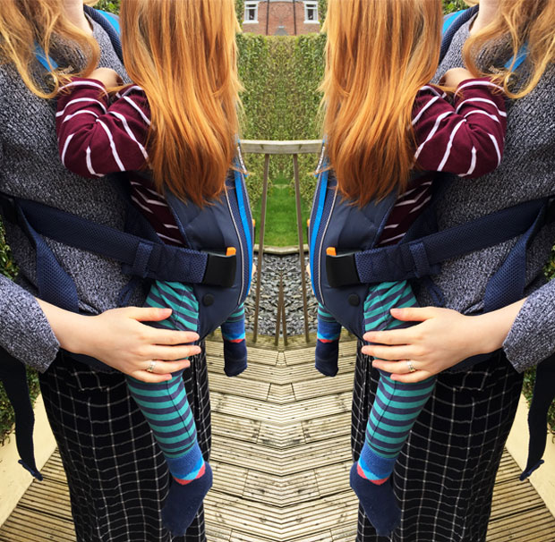 BabyBjörn Baby Carrier One Outdoors Review A Mum Reviews
