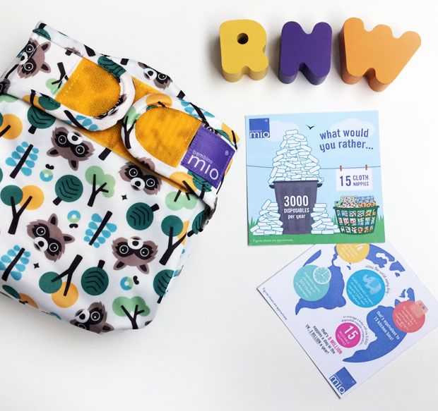#ClothNappyMonday – Bambino Mio Miosoft Two-Piece Nappy Review A Mum Reviews