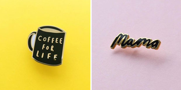 Competition: Win a Set of Really Cool Enamel Pins! A Mum Reviews