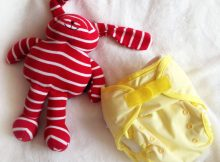 Ecopipo Onesize Adjustable Night Nappy & Wrap Review + Giveaway A Mum Reviews